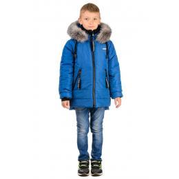 Зимняя куртка TRAVELER Tuniit (туниит) с опушкой