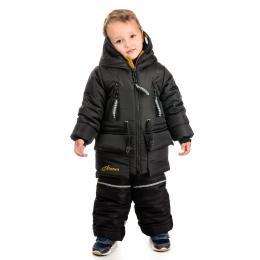 """Куртка с очками TRAVELER """"Antmen"""" зима"""