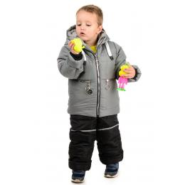 "Зимняя куртка-малыш ""Компас"" TRAVELER"