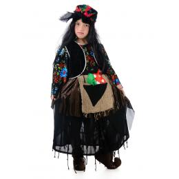 Прокат костюм детский Баба Яга