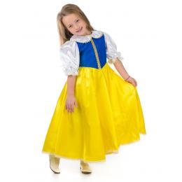 Прокат костюм детский Белоснежка