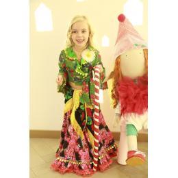 Прокат костюм детский Цыганочка