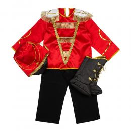 Прокат костюм детский Гусар
