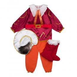 Прокат костюм детский Кот в сапогах