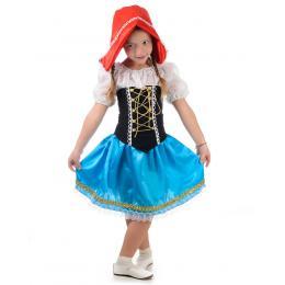 Прокат костюм детский Красная Шапочка