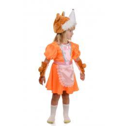 Прокат костюм детский Лисичка