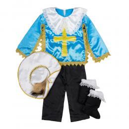 Прокат костюм детский Мушкетер
