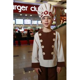 Прокат костюм детский Поваренок