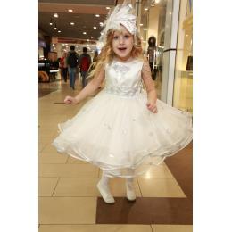 Прокат костюм детский Снежинка