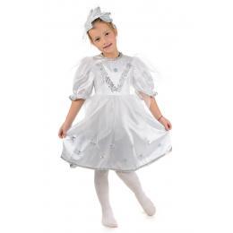 Прокат костюм детский Снежинка-2