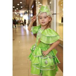 Прокат костюм детский Елочка