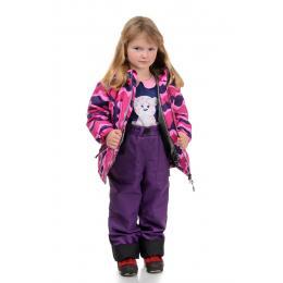 Демісезонні штани для дівчинки