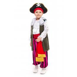 """Прокат костюм детский """"Пират """""""