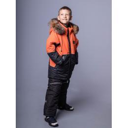 """Зимова куртка """"Storm""""(опушка)TRAVELER"""