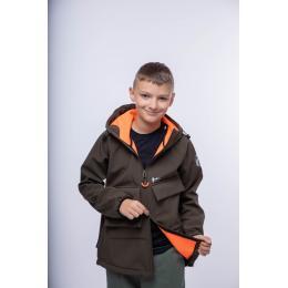 Куртка - вітровка Softshell (хлопчик) TRAVELER